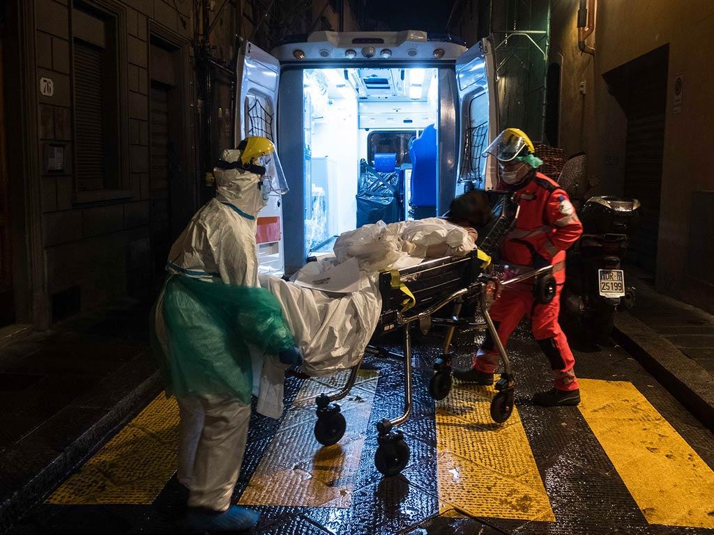 Emergenza Sanitaria Fratellanza Peretola Firenze
