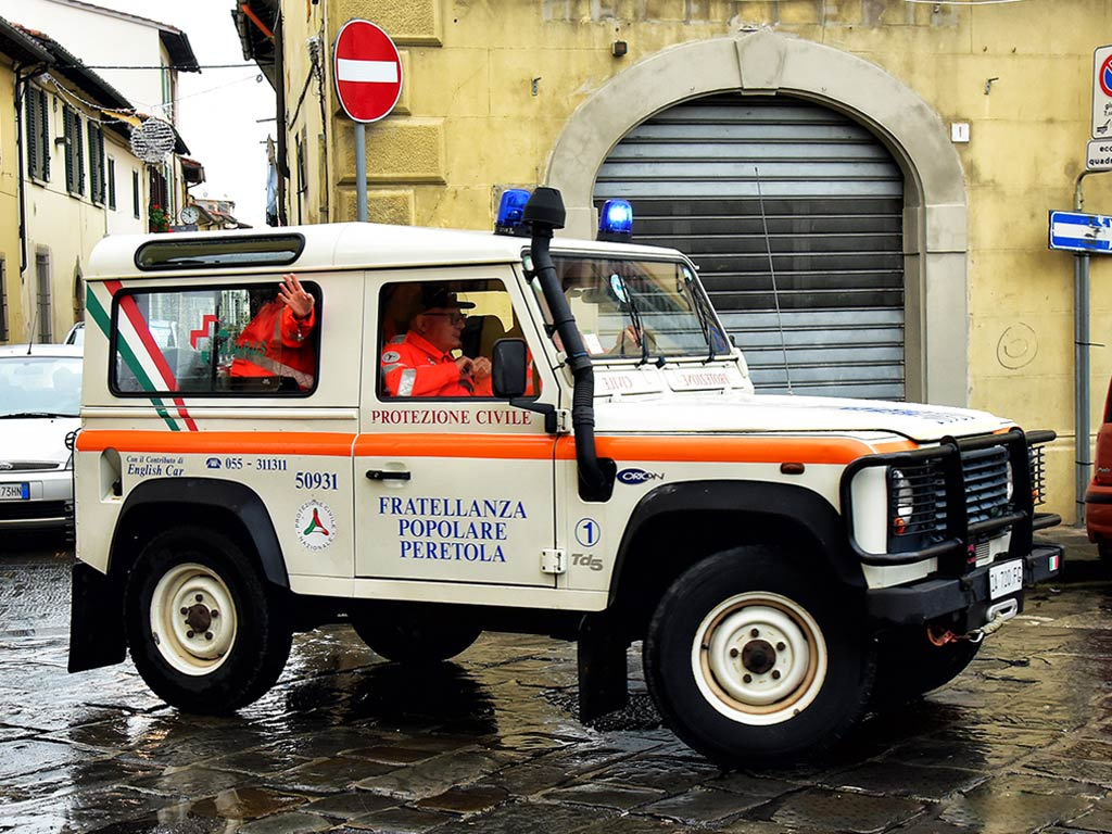 Servizio Civile Centro Riattivazione Anziani Fratellanza Peretola Firenze