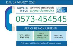 Guardia Medica - Fratellanza Popolare Peretola Firenze