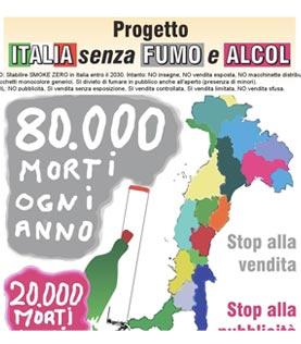Italia senza Fumo - Fratellanza Popolare Peretola Firenze