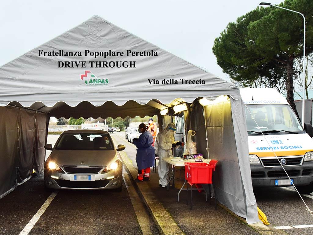 Tamponi Firenze Fratellanza Peretola Firenze